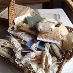 Hoard old lace soon to be listed