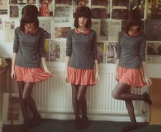 Cutey outfit so want it