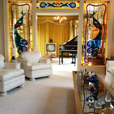 Second Floor Of Graceland Is Off Limits To Visitors Elvis