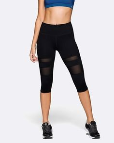 Buy Fadia Core 3/4 Tights by Lorna Jane online at THE ICONIC. Free and fast delivery to Australia and New Zealand.