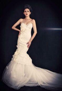 Miyuki Liem at www.bridestory.com. Find out more extensive list of wedding dress vendor and other 20 categories. #weddinginspiration #weddingideas #thebridestory #weddingdress #weddingattire #bridal