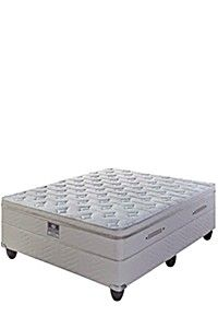 SEALY CAYMAN PILLOW TOP 137CM MATTRESS