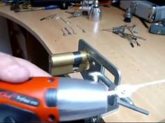 SERRURIER PARIS Electric Pick Gun