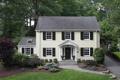 French Colonial House Plans   So Replica Houses