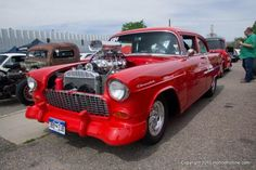 12th Annual C-4 Hotrods Fathers Day Show | Hotrod Hotline