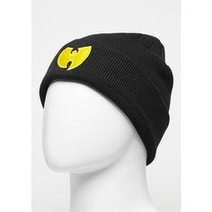 293f33fa3b1 Wu-Wear Wu-Logo Beanie black yellow im SNIPES Onlineshop