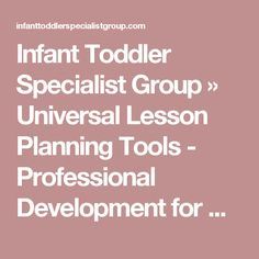 infant toddler cda goal 6 Cda credential is awarded to infant/toddler and preschool teachers, family child  care  field for an additional 6 months after the credential has been awarded.