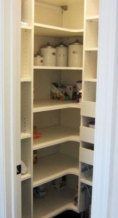 Organized pantry California Closets | Twin Cities | California Closets