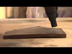 How to Flatten a Cupped or Warped Wood Board - YouTube | Projects ...