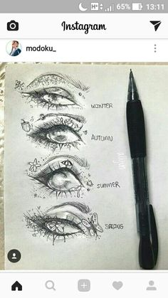 - - (notitle) not just art Pencil Art Drawings, Art Drawings Sketches, Cute Drawings, Drawing Faces, Hipster Drawings, Manga Drawing, Art Illustrations, Amazing Drawings, Amazing Art