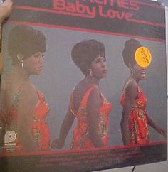 Supremes Baby Love Diana Ross New Mint Factory Sealed vintage