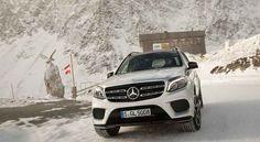 Mercedes-Benz GLS 2017, Test Drive de altura en los Alpes austriacos - http://autoproyecto.com/2015/12/mercedes-benz-gls-2017-test-drive-alpes-austriacos.html?utm_source=PN&utm_medium=Vanessa+Pinterest&utm_campaign=SNAP