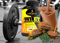 Be the ultimate you with B-Nergetics Whey Premium Protein 100% , Chocolate Extreme, 5lbs, 5g Bcaa, 4g Glutamine and Glutamic Acid per Serving