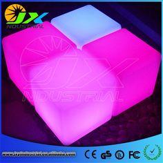 (64.60$)  Watch more here  - 20cm/30cm/40cm 43CM led cube chair modern led cube light led cube furniture