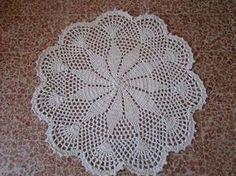 3, 2, 1 dando início aos trabalhos... tapete redondo em crochê - YouTube