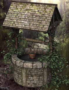 Ryverthorn Wishing Well