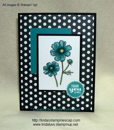 """Starburst Sayings Stamp Set, Bloom with Hope Stamp Set, Stampin' Up! Blendabilities - Full """"How to"""" can be found on my blog @ http://lindasstampinescape.com"""