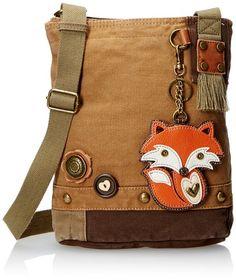 Patch Xbody Bag-fox (Brn)