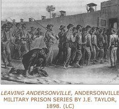 CSA PRISONER/Andersonville
