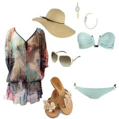 """""""I hear summer calling"""" by bonnaroosky on Polyvore"""
