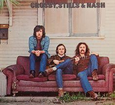 Crosby, Stills & Nash 1969 Album Cover Location