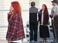 Kristen Stewart Lights Up On The Set Of 'American Ultra', Is Playing What Handsome Actor's Girlfriend?