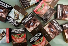 Opponents to standardised packaging in the UK say it would encourage cigarette smuggling (Rex)