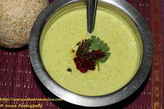 Velakkaya Perugu Pachadi | Wood Apple Yogurt Chutney - Andhra Recipe