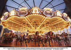 Jane's Carousel in Brooklyn