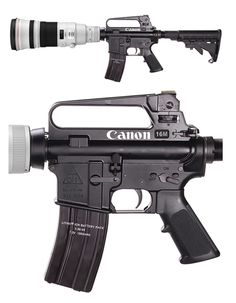"""Gives a new meaning to """"shoot film."""""""