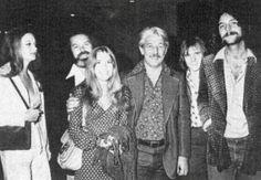 Stevie Nicks and Lindsey Buckingham (Buckingham Nicks Era)