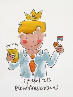 Onze prins, voor nog eventjes..