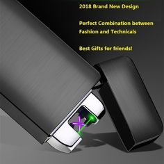 Green Laser USB Rechargeable Electric Lighter Quick Ignite Cigarette Lighter 3D Print Dual Arc Plasma Lighters Gadgets for Men  Price: 19.99 & FREE Shipping #computers #shopping #electronics #home #garden #LED #mobiles #rc #security #toys #bargain #coolstuff |#headphones #bluetooth #gifts #xmas #happybirthday #fun