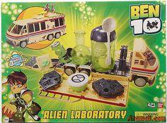 Ben 10 Alien Laboratory/Rust Bucket toy. via Flickr user Atamaii.tv