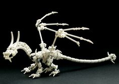 LEGO Bone Dragon