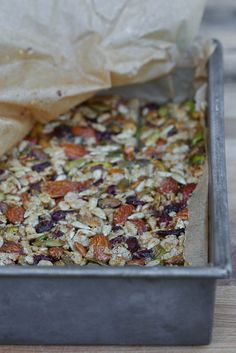 Seed & Nut Energy Bars 2 by jess.t, via Flickr