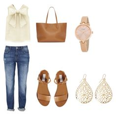 Untitled #20 by marce-castaneda on Polyvore featuring polyvore, fashion, style, Steve Madden, Tory Burch and Kate Spade