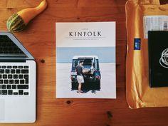 Kinfolk volume 9 / photo by Teodorik Mensl