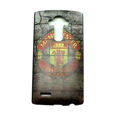 ΘΗΚΗ LG G4 BACK CASE TPU MANCHESTER UNITED Manchester United, The Unit, Bottle, Flask, Jars