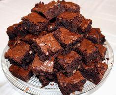 brownies mit gras