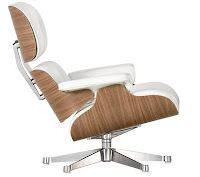 Lounge Chair by Ray and Charles Eames    www.puracal.pt