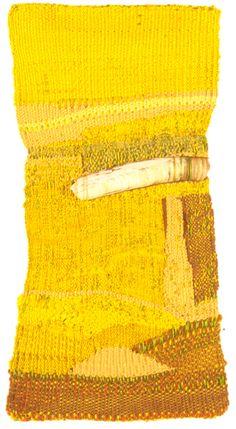 Sheila Hicks piece