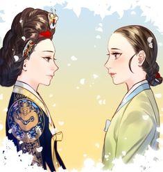81번째 이미지 Cinderella Original, Korean Princess, Anime Korea, Korean Illustration, Fashion Blogger Instagram, Korean Traditional Dress, Korean Hanbok, China Art, Korean Art