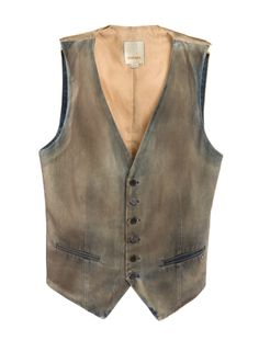 Yes! I have to admit it, I am a vest lover LOL.  Diesel - Men's Apparel - Male Jeans, shirt