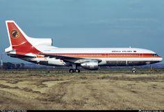 CS-TEC TAAG Angola Airlines Lockheed L-1011 TriStar
