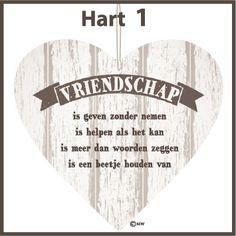 Hartje Vriendschap