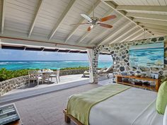 Little has changed in nearly 50 years at this under-the-radar Caribbean retreat, and that's a good thing. While Petit St. Vincent's 22 cottages did receive a fabulous face-lift back in 2012 when the new spa and beach bar were added, the island remains void of cars and technology (read: no TVs or in-room Internet), uses its original flagpole service system (raise a yellow flag for immediate service), maintains incredible reef quality—which can be explored through Jean-Michel Cousteau's only…