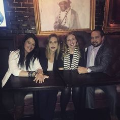A night out at Rock & Rye with the best team around  . . . #tmbusinesssolutions #team #jenga #connectfour #providence #rhodeisland #rockandrye