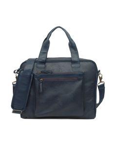 A blue toned versatile bag by Baggit