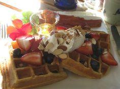 Bufflehead Cove Inn: Breakfast at Bufflehead Cove! Maine, B & B, Bed And Breakfast, Trip Advisor, Brunch, Dishes, Food, Breakfast In Bed, Plate